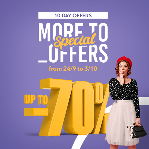 10 Day Special Offers